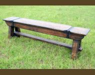Texas Side Bench